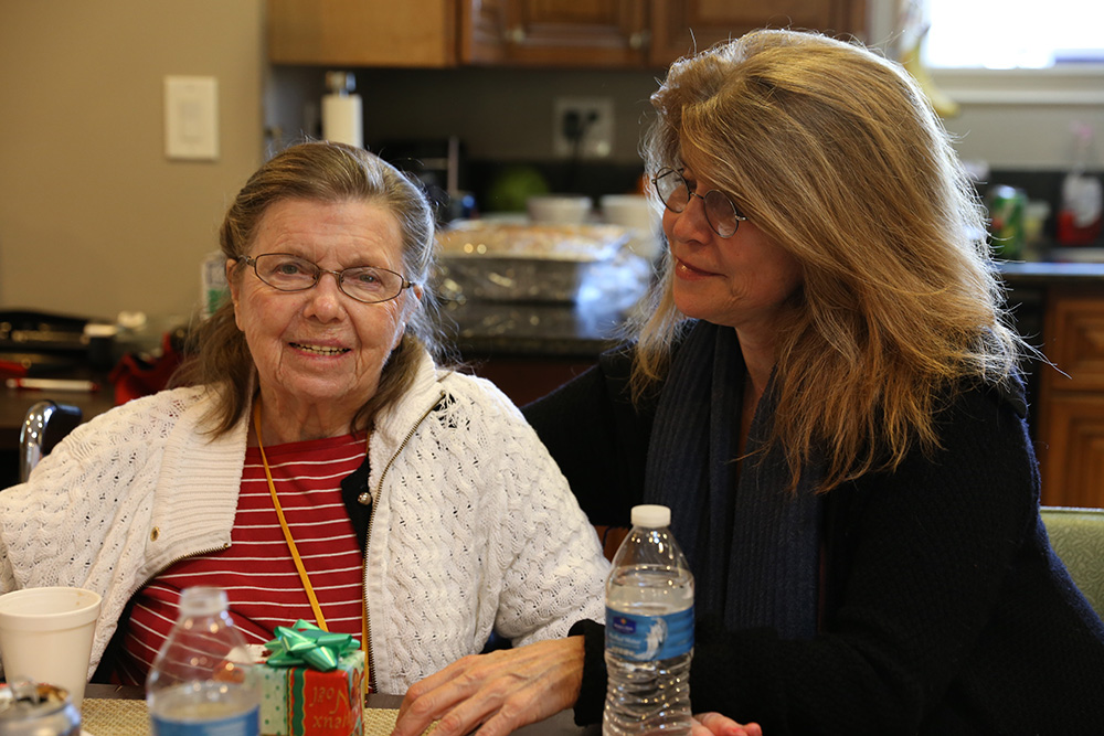 Assisted Living Rolling Hills Americare Holiday Party