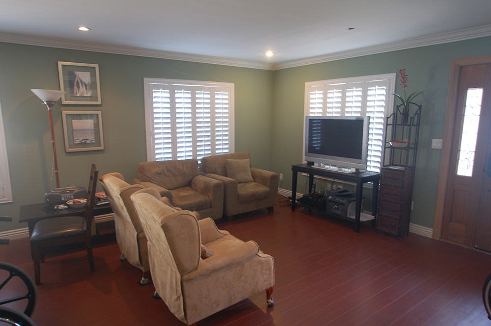 Assisted Living Torrance Walteria Living Room Americare