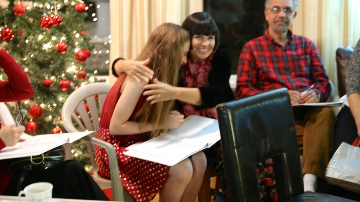 Assisted Living Palos Verdes Americare Holiday Party