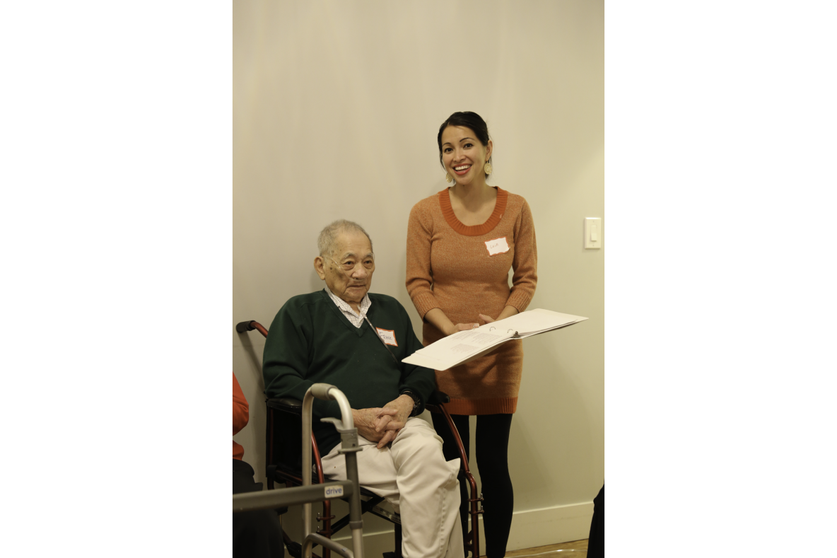 Assisted Living Torrance Americare Holiday Party