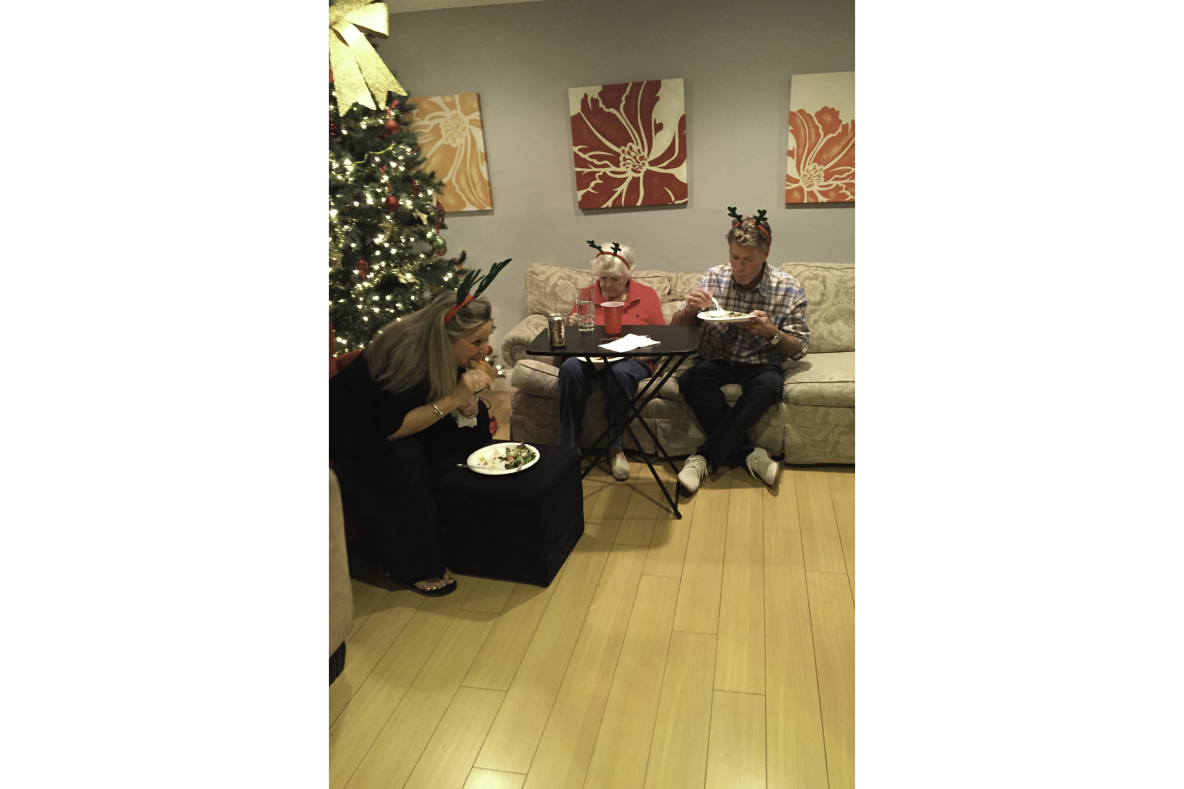 Assisted Living Torrance South Bay Americare Holiday Party