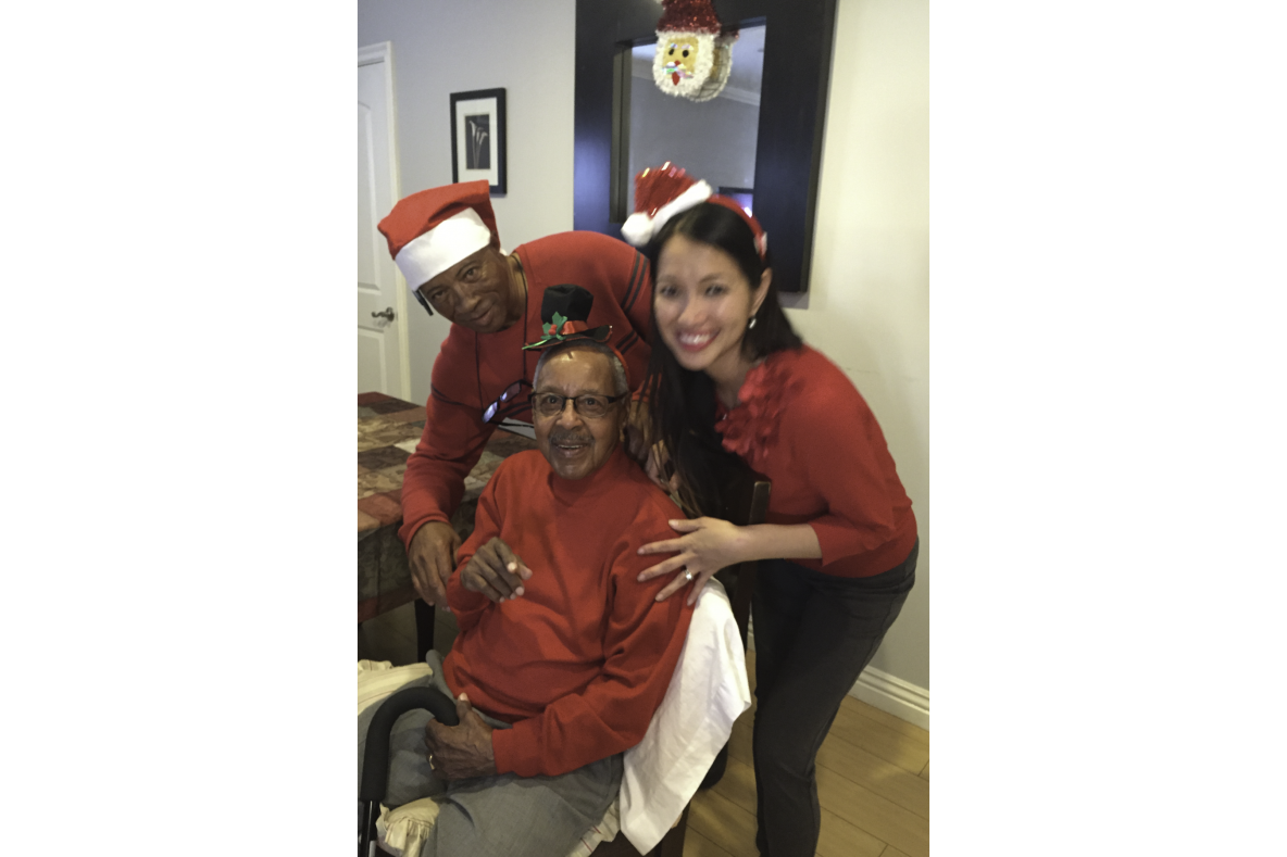 Assisted Living Westchester Americare Holiday Party