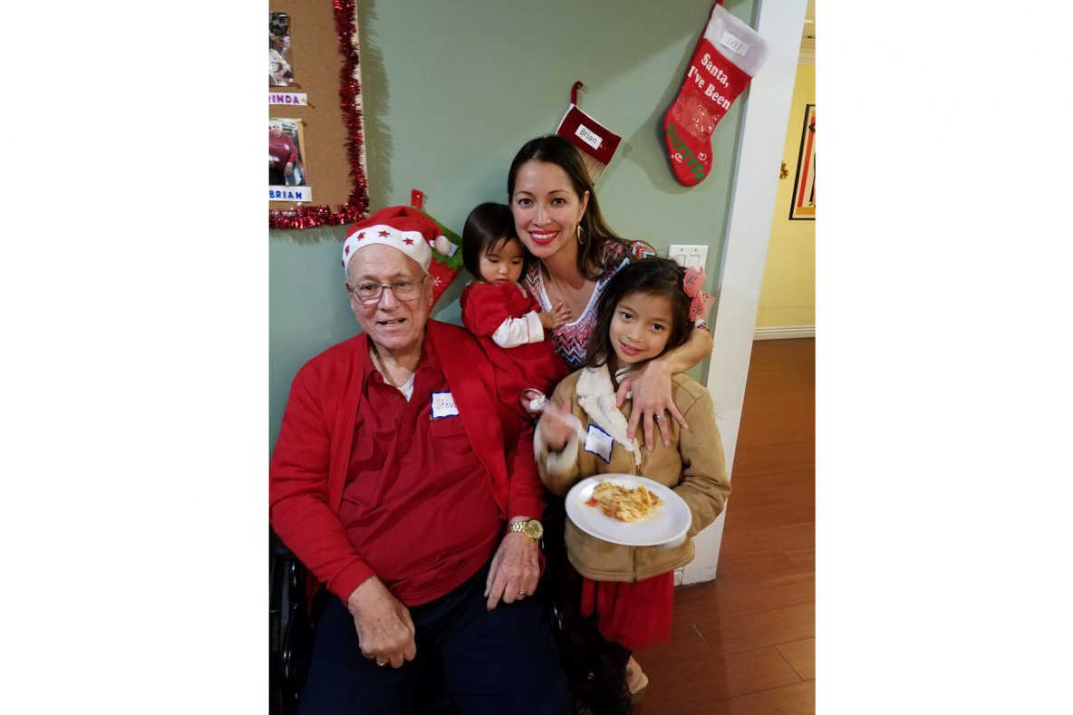 Assisted Living South Bay Lawndale Holiday Party
